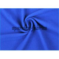 Quality 1.5m*200gsm Spandex Brushed Polyester Fabric for Garment / Gloves LIning wholesale