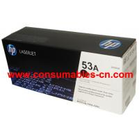 Quality HP Q7553A HP 7553A HP 53A Toner Cartridge in Original Packing for HP LJT2015 Printer Consumables Printer Supplies wholesale
