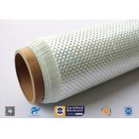 Buy cheap 800g Hand Lay - Up High Strength Fiberglass Woven Roving For Boating Making from wholesalers