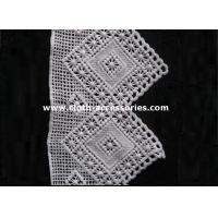 China White Water Soluble Lace Fabric on sale