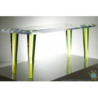 Quality acrylic center table design wholesale