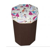 Quality Colourful large capacity octagonal storage box bag with logo - printing wholesale