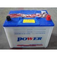 China Dry Charged Car Battery NX110-5L on sale