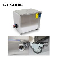 Quality Stainless Steel Parts Large Capacity Ultrasonic Cleaner Electric 288L 28/40kHz wholesale