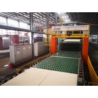 China High Speed Mineral Fiber Board Equipment Heat Insulation Full Automaticfully on sale