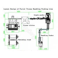 Quality Facial Tissue Paper Production Line , PLC Controlled Paper Production Line wholesale
