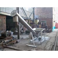 Quality Stainless steel screw conveyor for conveying powder wholesale