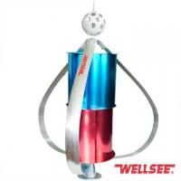 Quality WS-WT 400W Wellsee squirrel-cage small Squirrel-cage wind turbine wholesale