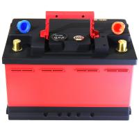 Quality Red And Black Lifepo4 Battery Cells / Lithium Phosphate Car Battery CE FC RoHS wholesale