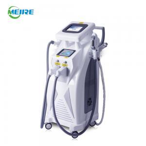 China Hot-selling! Professional medical aesthetic equipment opt ipl rf nd yag laser multifunctional beauty machine on sale
