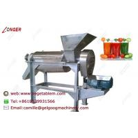 China Commercial Juice Making Machines|Ginger,Mango Juice Extractor Machine Price on sale