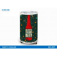 China Integrated Party Cooler Fridge , Coca Cola Party Fridge OEM Service on sale