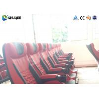 Quality Motion System 4D Cinema Equipment With New Digital Movie Technology wholesale