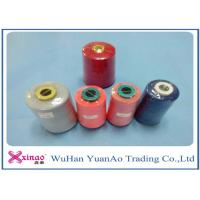 Quality Virgin100% Polyester Sewing Thread 5000M On Plastic Cone For Sewing wholesale