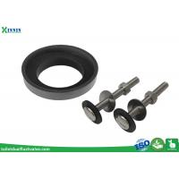 Quality Toilet Tank To Bowl Kit , 3 Inch Toilet Bolts And Doughnut Toilet Rubber Gasket wholesale