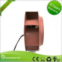Quality Brushless DC Cooling Fan , Backward Curved Centrifugal Fan For Air Conduit wholesale