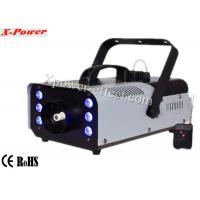 Quality 900W 3 In1 RGB LED Fog Machine With Remote Control Thermal Fog Machine    X-026 wholesale
