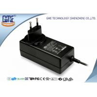 Quality Black 2 Prong 90-264V 36W Wall Plug Adapter With 1.5m DC Cable wholesale
