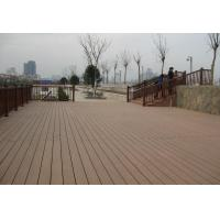 140x25mm wood plastic composite decking board
