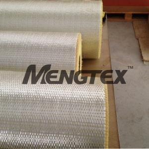 Quality 460gsm 0.23mm Thickness UD Kevlar Fiberglass Cloth/Fabric wholesale