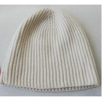 Quality Women Knitted Hat Ribs Knitting Patterns Accessories 2/28 nm Spinning Yarn wholesale