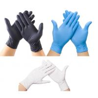 Quality Wholesale Nitrile. Latex,Vinyl gloves nitrile disposable gloves Wholesale Blue Powder Free Nitrile Gloves wholesale