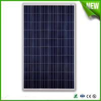 Quality 260w poly solar panel price, solar module with TUV, CE, MCS certificates for sale wholesale
