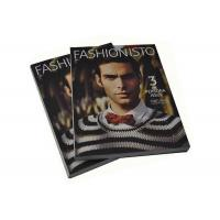 Quality Monthly A4 Magazine Printing Services Perfect Bound Offset Custom Magazine Printing wholesale