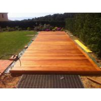Quality extremly strong wood decking floor boards for outdoor use - cumaru wholesale