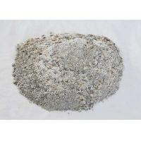 China Heat Insulation Light Weight Kiln Refractory Material Gray Acid Resistant on sale