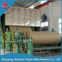 China craft paper making machinery manufacturers in china with high profit on sale