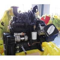 Quality Four Cylinder 100HP Turbocharged Diesel Engine Light Weight High Performance wholesale