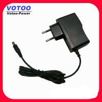 Quality 1200mA AC Converter Adapter , DC 5V 1.2A Power Adapter 2.1mm x 5.5mm wholesale