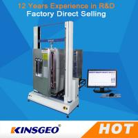 Quality High Low Temperature Universal Testing Machines / Carton Compression Tester wholesale