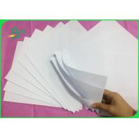 """China 100% Wood Pulp 70 Gsm & 80gsm Offset Printing Paper Jumbo Roll 31 * 43"""" on sale"""