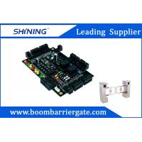 Quality 12V DC Access Control System With Fingerprint Control Board , Card Access System wholesale