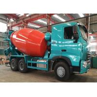 Quality Large Capacity Concrete Mixer Truck For Construction Site SINOTRUK HOWO A7 wholesale