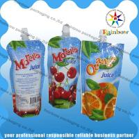 China Recyclable Plastic Pouches Packaging , Customized PET / AL / NY / PE Stand Up Pouch on sale