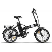 Quality Mini Foldable Electric Powered Bike 20 Inch Ebike With Lithium Battery wholesale