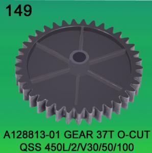 Quality A128813-01 GEAR TEETH-37 O-CUT FOR NORITSU qsf450L,2,V30,V50,V100 minilab wholesale