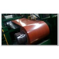 China Ral Color Prepainted Galvanised Steel Coil/Color Coated Steel Roll/PPGI on sale