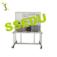 Buy cheap Educational Equipment Technical Teaching Equipment General Refrigeration Trainer from wholesalers
