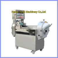 China multifunction vegetable cutting machine, onion cutting machine on sale