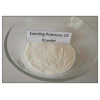 Quality Omega 6 Evening Primrose Powder From Oil , Evening Primrose Supplement 40 Mesh wholesale
