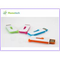 Buy cheap Plastic usb memory 4G 8G 16G Plastic USB Flash Drive product