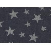 Quality Classics Star Denim Jeans Fabric Jacquard Upholstery Fabric 230gsm wholesale