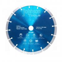 China 230mm Hot Press Sintered Diamond Saw Blades For Concrete Cutting Disc on sale