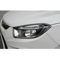 Quality High Precision ABS Auto Chromed Headlight Bezels for JAC S5 2013 wholesale