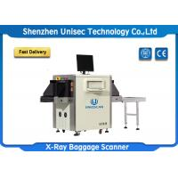 Quality High Penetration Security Baggage Scanner For Airport Check and supermaket security check wholesale
