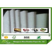 Quality 1250gsm Grade A One Layer Laminated Sponge Coated Gray Paperboard wholesale